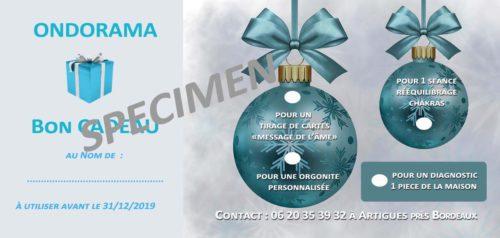 Ondorama offres Noël 2018