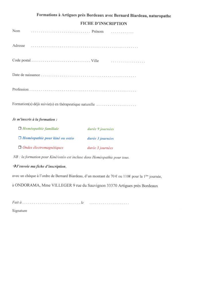 bulletininscriptionformationbernardbiardeau33370
