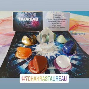 7chakrassigne astrologiqueTaureau