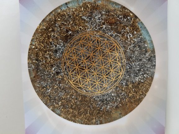 Ondoramademisphereondeselectromagnetiquedemissphere9,5cm