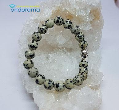 jaspe dalmatien ondorama bien etre bracelet