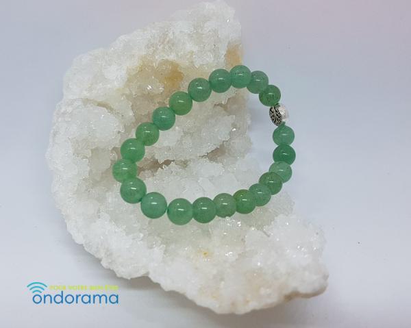 aventurine verte bracelet ondorama bien etre