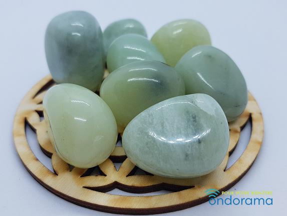 jade pierres roulées ondorama bien etre