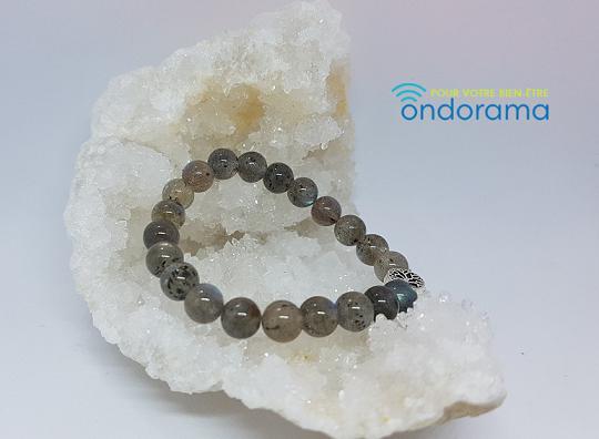 Labradorite bracelet Ondorama bien être