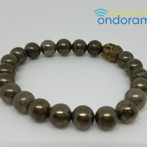 Pyrite bracelet Ondorama Bien être