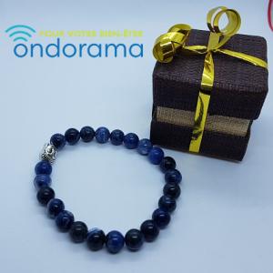 sodalite bracelet pierre naturelle ondorama bien etre