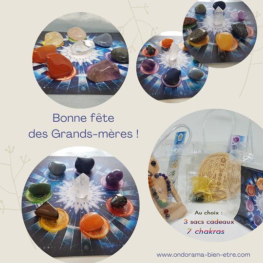 cadeaux fête des grands-mères