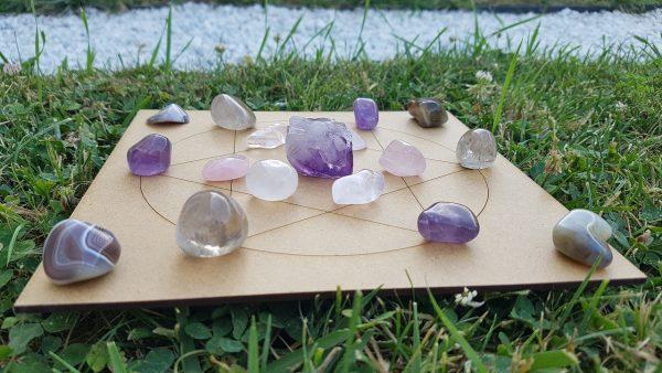 grille de cristaux ondorama bien etre