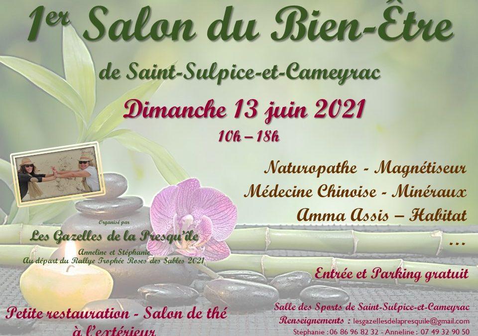 Autour du salon bien-être de St Sulpice et Cameyrac…