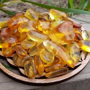 ambre pierre roulée Ondorama Bien Être